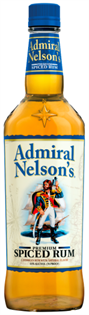 Admiral Nelson's Rum Spiced 750ml
